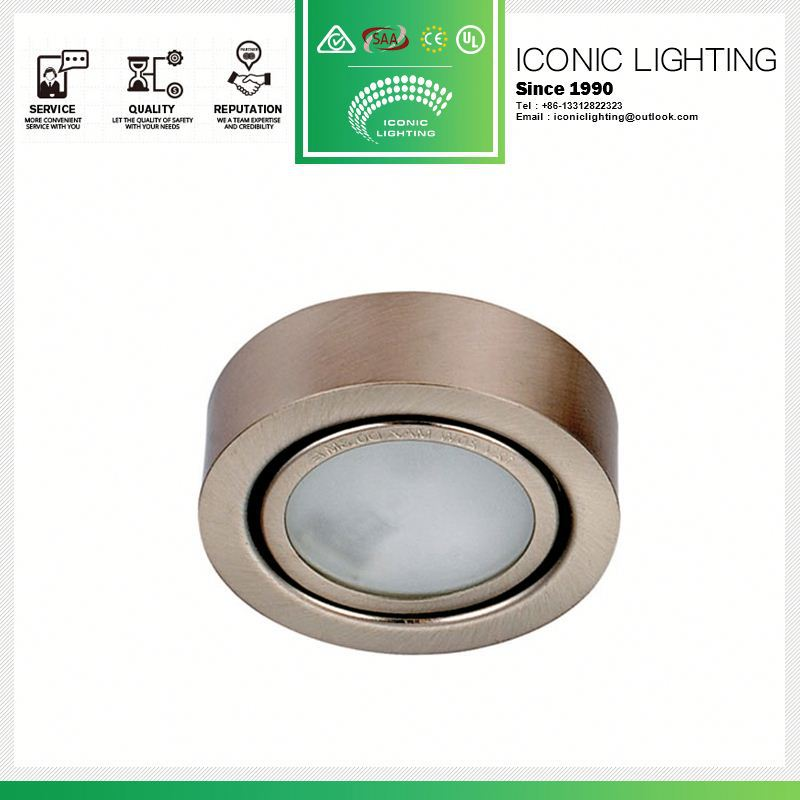Custom led downlight components