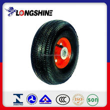 12 X 2.125 Small Plastic Pneumatic Rubber Wheel Hot