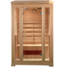 Hot sale high quality dry dubai steam room and wet sauna for home use crystal handle