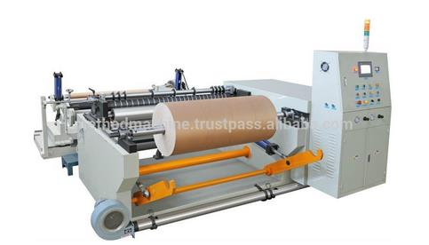 High Quality Paper Slitting & Rewinding Machine