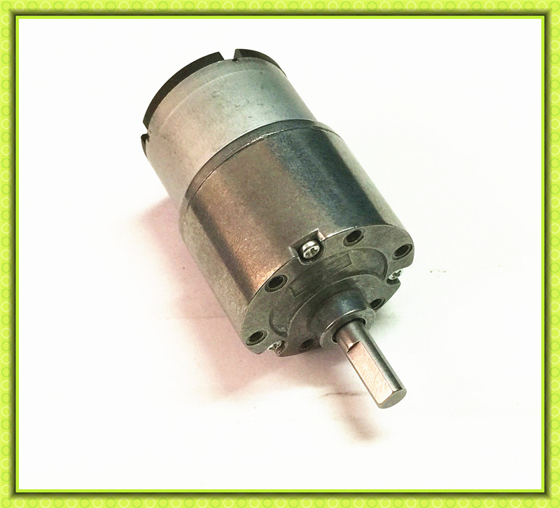 low rpm dc 12v gear motor for vending machine air pillow