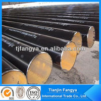 Large Diamete st35.8 Seamless Carbon Steel Pipe