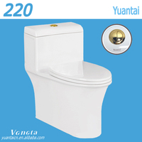 Alibaba China Import India Price Modern House One Piece Toilet