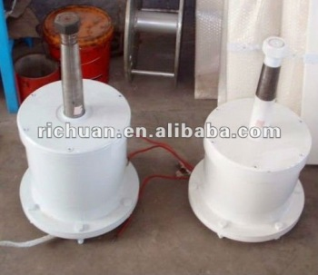 clean energy light weight wind turbine motor generator