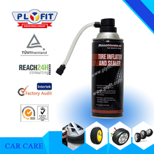 Mending Holes Car Tyre Sealant And Inflator