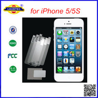 For iPhone 5/5S Anti-glare Screen Protector
