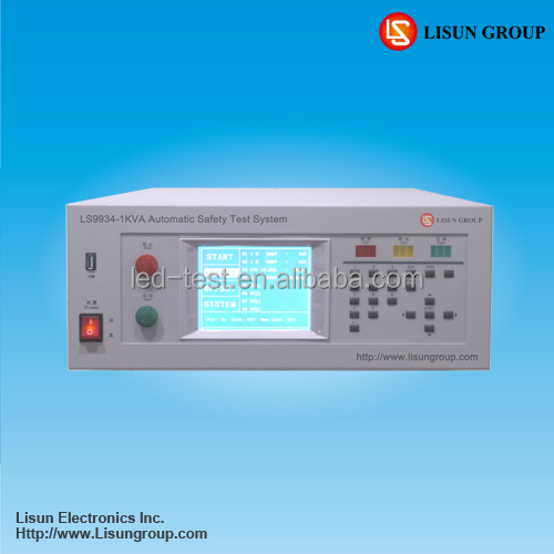 Lisun LS9934 automatic turret micro vickers hardness tester for lighting fixtures production line safety test