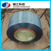 Nylon 6 Yarn 90D/24F SD grey POY for DTY YARN