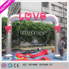 Excellent quality rectangular wedding arch cheap for sale