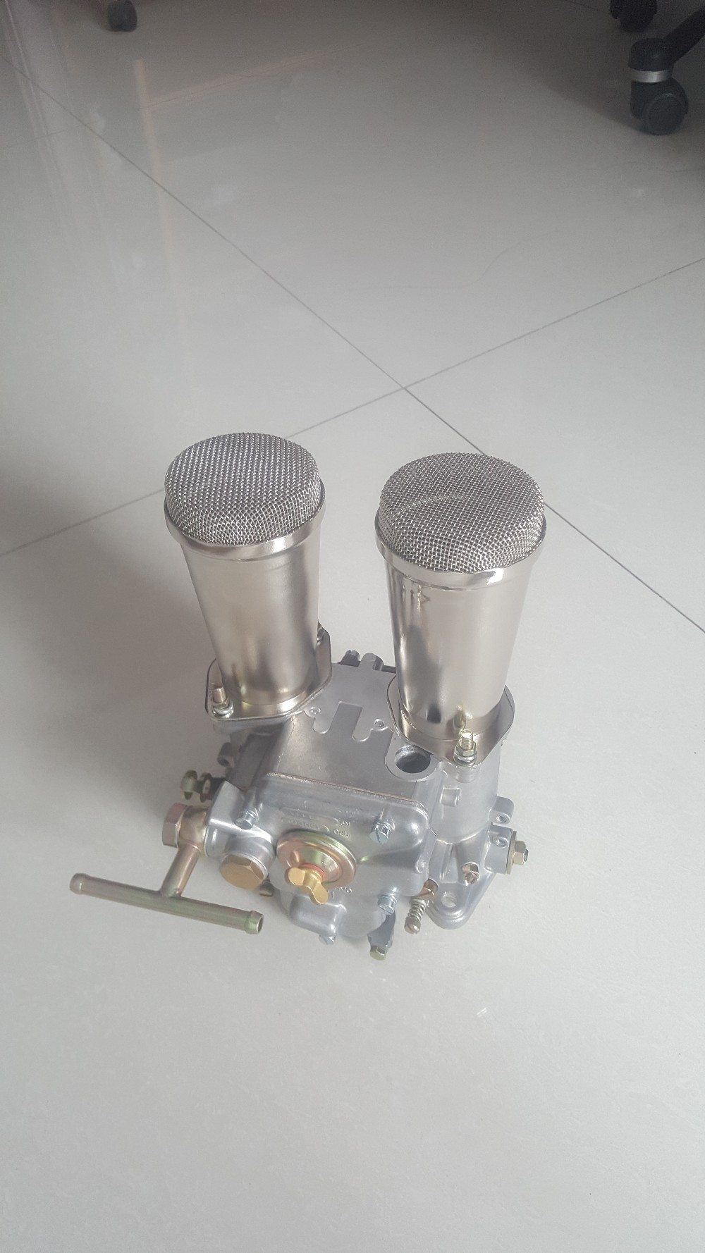 DCOE carburetor air horn