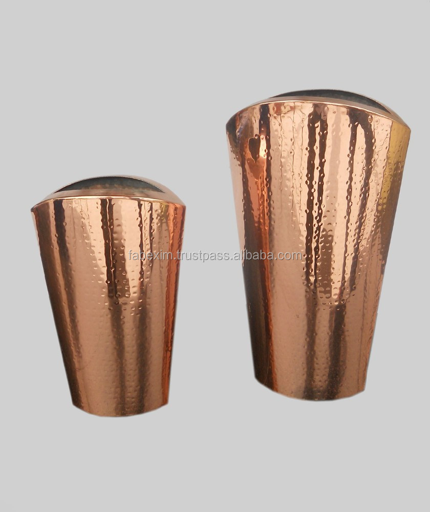 List manufacturers of hammered metal vases buy hammered metal copper polished hammered vase curved hammered metal vase metal flower vase reviewsmspy
