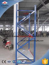 Texas warehouse widely use teardrop pallet rack