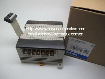 OMRON plc expansion module CPM1A-20EDR1