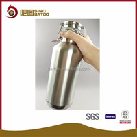 Craft BEER Growler 4 liter 304 Stainless Steel 128 ounce container