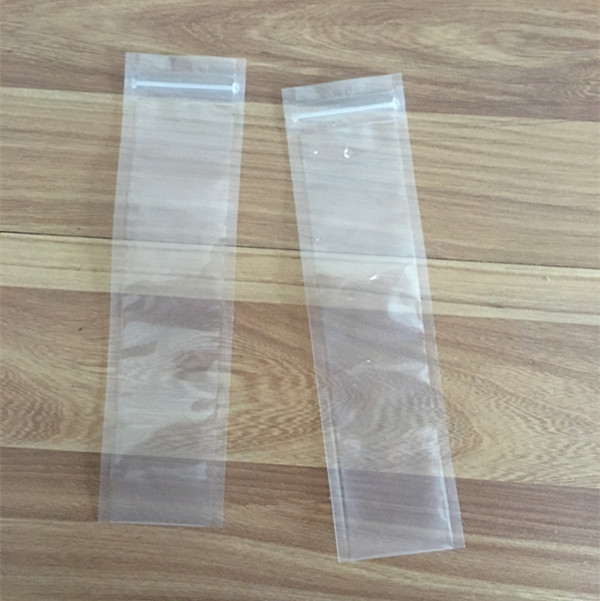 Clear Popsicle Wrappers/Ice Pop Tubes Bag