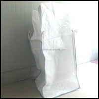 100% Virgin PP Big Bag Jumbo Bags For Sand Or Stones Pellets Waste Manufacturer