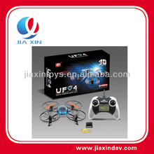 2015 newest 2.4G rc model plane UFO four-axis with gyro