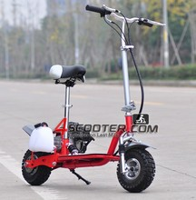Cheap scooter Gasoline Scooter Powerful on road