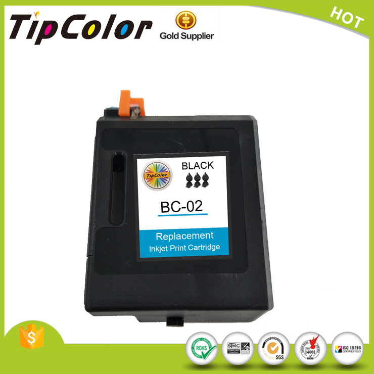 Compatible Canon BJ-5/10ex/10e/20/100/200/200e/200ex/230/240/BC-02 Ink cartridge
