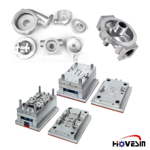 OEM plastic injection die casting mould maker custom Zinc Aluminum mould base pressure die casting