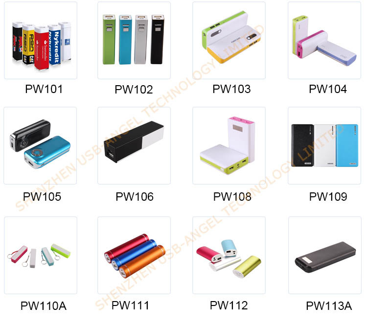 high capacity cheap price credit card power bank 2850mAh made in China shenzhen factory