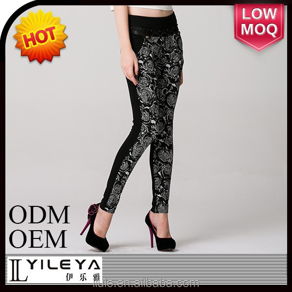 New product Promotion slim pants for girls