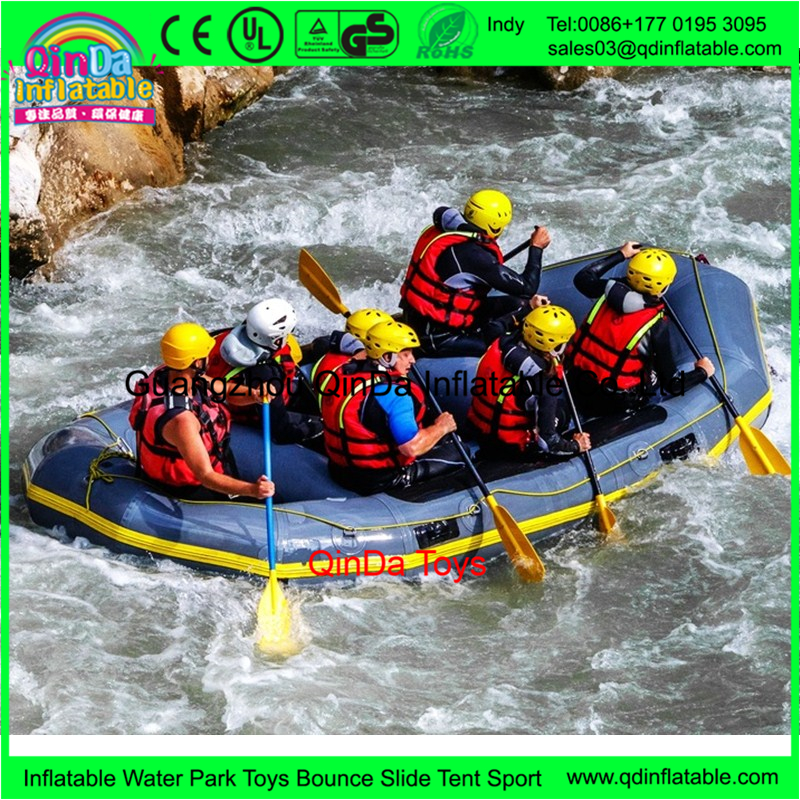 Water river raft flying towables kayak with pedals rafting boat price for sale