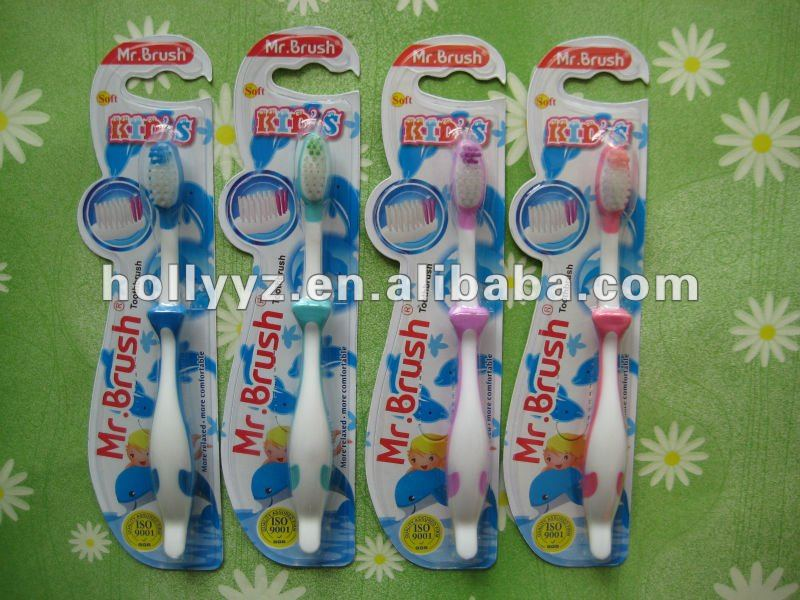 2013 hot sale new design kids anime toothbrush