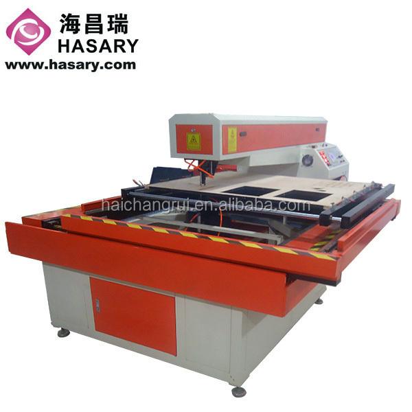 laser die cutting machine