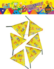 Fireworks triangle cracker thunder bomb firecracker 2 Sounds For Kids