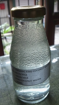 KING COCONUT WATER BOTTLE