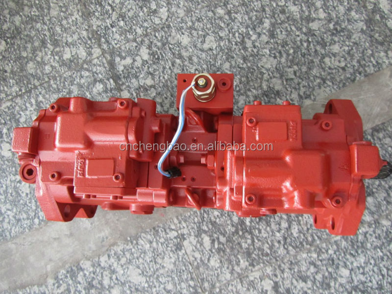 KPM hydraulic main pump