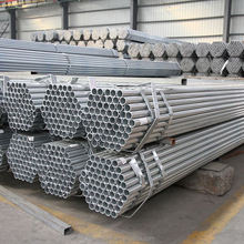 galvanized steel pipe sleeve 1.5 inch carbon hot dip galvanized pipe china supplier building material gi pipe price