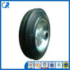 Qingdao factory good quality and cheap 6 inch solid rubber wheels