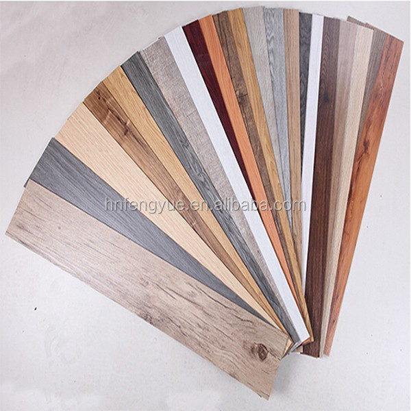 Best Price Wood Look vinyl pvc water resistant wood flooring