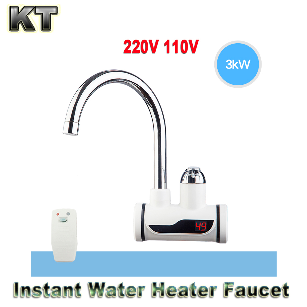 Digital Tankless electric instant water heater