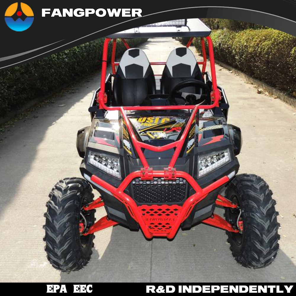 Fangpower 400cc utv for adults legal on road