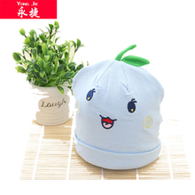 china wholesale embroidered apple beanie cute baby caps