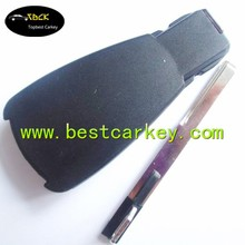 Topbest 2 button car key blanks, car key, key