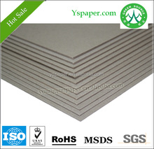 Dongguan manufacturer for once form grey board