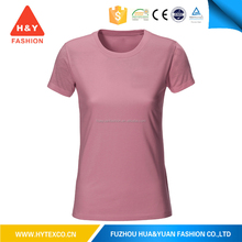 china custom design short sleeve woman led t-shirt---7 years alibaba experience