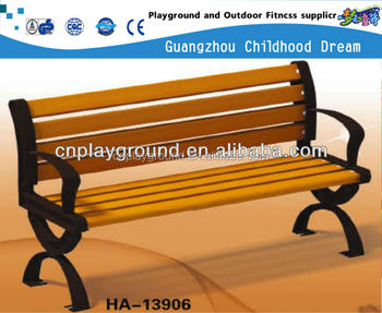 (HA-13906)EXCELLENT QUALITY WOOD BENCH SEAT