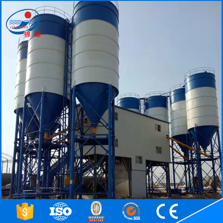 Factory direct supply with computer control HZS50 concrete batching plant