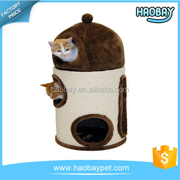 Hot selling good quality outdoor cat house