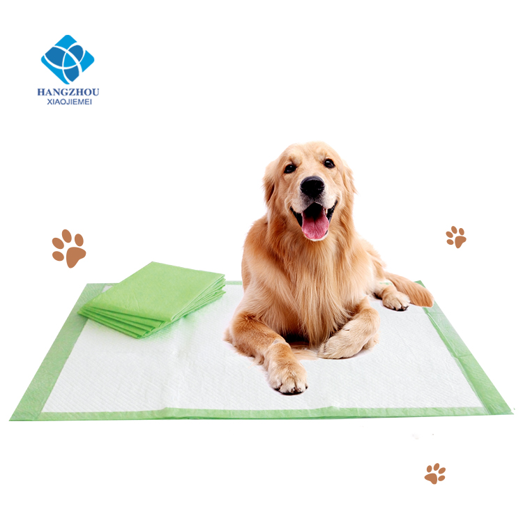 Dog products private label disposable urine absorbent waterproof extra large pet training pads