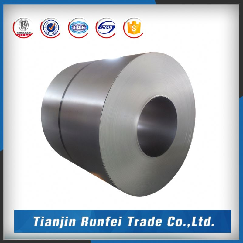 Bright&black annealed aisi409 stainless cold rolled steel coil/crc