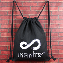 2018 Custom Recycle Printed Heavy Duty Promotional Canvas Drawstring Bag