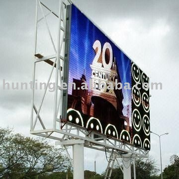 Hight quality products 2r1g1b Led for outdoor p20 led display / led module /led sign