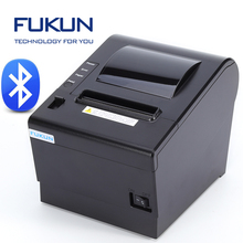 FK-POS80AT Wireless Thermal Receipt Printer 80mm pos Bill ticket bluetooth kitchen printer with auto cutter