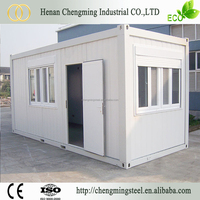 fire resistant affordable economical new product development/20ft container home